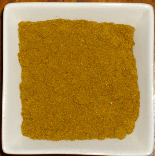 bio-Curry indisch 50g